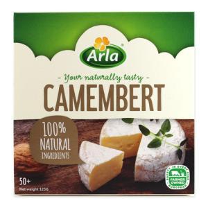 デンマーク産 カマンベールチーズ 125g チーズ