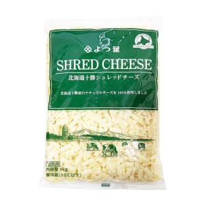 チーズ よつ葉北海道十勝シュレッドチーズ 1kg