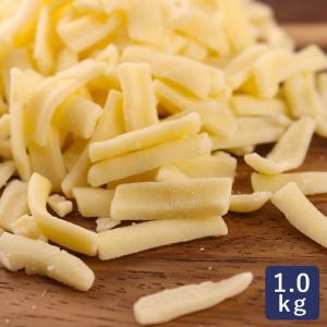 チーズ専業企業として、国内トップシェアを誇る、QBBのシュレッドチーズです。 ゴーダチーズとチェダー...