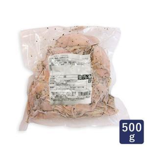 大山ハム バジリコチキン 500g 肉加工品 サンドイッチ サラダ チキン|mamapan