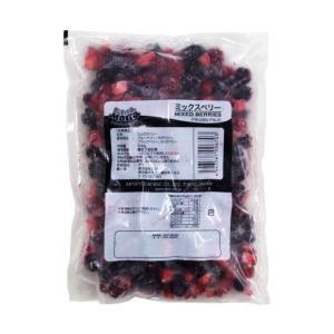 冷凍フルーツ ミックスベリー トロピカルマリア 500g ヨナナス