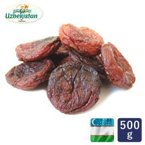 無添加ジャンボアプリコット ウズベキスタン産 500g 大粒 ドライフルーツ 砂糖不使用 無添加 無漂白 無着色 あんず 杏|mamapan
