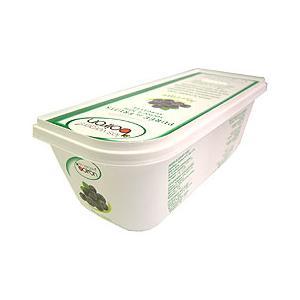 冷凍フルーツ ボワロン ブルーベリーピューレ 1kg|mamapan