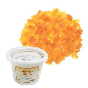 オレンジカット 5mm A うめはら 1kg オレンジピール オレンジ ピール|mamapan