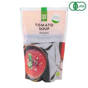 有機JAS AUGA オーガニック トマトスープ MUSO 400g|mamapan