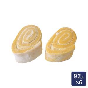 冷凍パン生地 クリームブレッド KOBEYA 95g×6 しっとり食感とリッチな味わい マダガスカル...