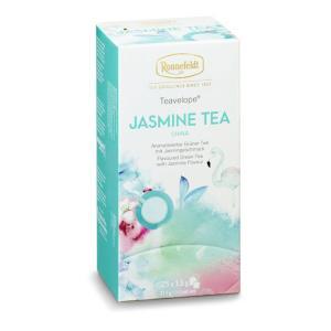 緑茶 ティーベロップ ジャスミンティー ロンネフェルト 25袋入 ティーバッグ|mamapan