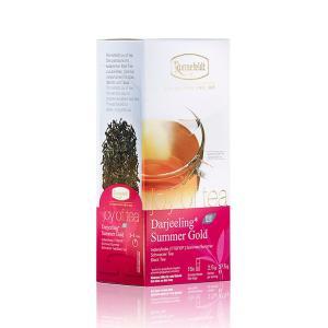 紅茶 ジョイオブティー ダージリンサマーゴールド ロンネフェルト 2.5g×15 ティーバッグ|mamapan