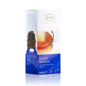 紅茶 ジョイオブティー イングリッシュブレックファースト ロンネフェルト 2.2g×15|mamapan