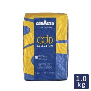 コーヒー ゴールドセレクション LAVAZZA ラバッツァ ライブパック 1kg コーヒー豆 レギュラーコーヒー|mamapan