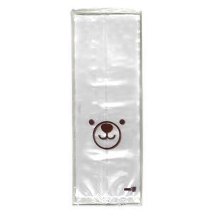 包材 PP食パン1斤袋 クマ 100枚 mamapan