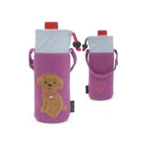 パピーパッションペットボトルカバー トイプードル|mamas-storeshop