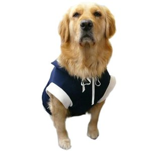 犬服 ドッグウェア 2Lサイズ(大型犬) DOGタンクトップ セーラー ポイント10倍 メール便送料無料(代金引換別途送料600円〜) mamav