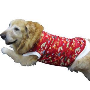 犬服 ドッグウェア 犬のタンクトップ Lサイズ(中型犬) DOGタンクトップ オリジナルプリント 寿 メール便で送料無料(代引き不可)|mamav