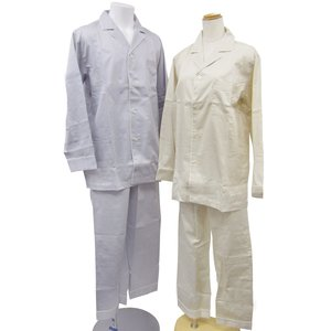 セール パジャマ 寝間着 日本製 コットン100%・パイピングパジャマ 男女兼用 送料別|mamav