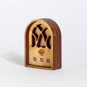 ミニチュアもふもふ猫空間 ラジオ キット MM-35|mamekou-boo