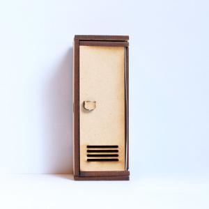 12分の1スケール ロッカー 完成品 ドールハウス|mamekou-boo