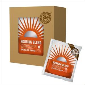 ドリップコーヒー コーヒー モーニングブレンド 5個入りBOX スペシャルティコーヒー 専門店 マメーズ 焙煎工房|mames