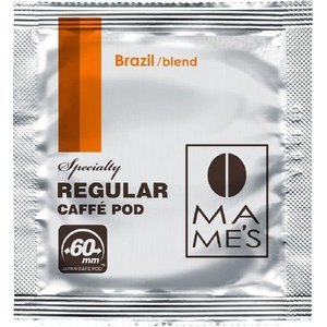 南青山マメーズ 60mm レギュラーカフェポッド ブラジル ブレンド 30個入り