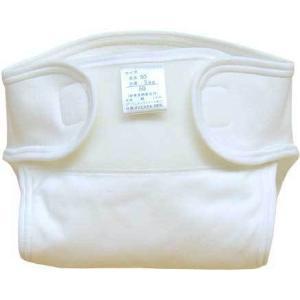 透湿・消臭コットンおむつカバー(70cmオフホワイト)日本製 mammam