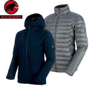 MAMMUT マムート Convey 3 in 1 HS Hooded Jacket Men2in1...