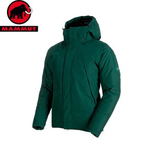 MAMMUT マムート Crater SO Thermo Hooded Jacket Men 中綿入...