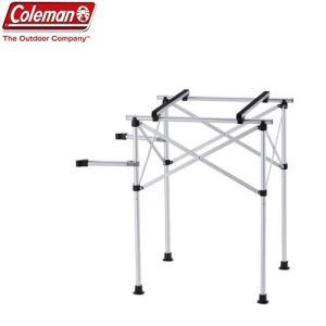 COLEMAN コールマン ツーバーナースタンド 〔2018SS キャンプ用品 スタンド バナー用 ...
