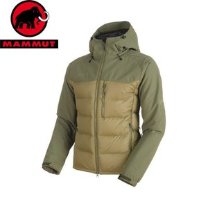 MAMMUT マムート Rime Pro IN Hybrid Hooded Jacket Men お...