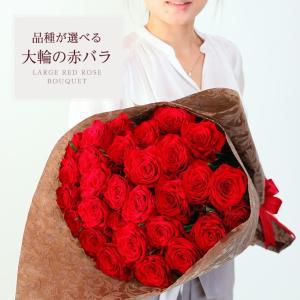 本数を選べるアマダ+(赤)のバラ花束 誕生日やお祝い、記念日...