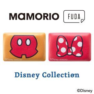 可愛いのに実用的! ディズニーのキャラクターがポイントのMAMORIO FUDA  ■主な機能 ・紛...