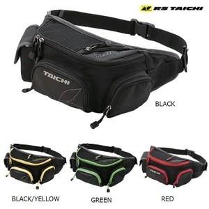 RS TAICHI/アールエスタイチ/RSB258/ウエストバッグ.3/WAIST BAG .3/ツーリングバッグ<メンズ/BLACK、BL|mamoru-k