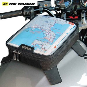 RS TAICHI/アールエスタイチ/RSB303/マップ タンクポーチ 3L/MAP TANK POUCH/ツーリングバッグ<メンズ/BL|mamoru-k