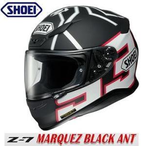 SHOEI/ショウエイ/Z-7 MARQUEZ BLACKANT(ゼット-セブン マルケス ブラック アント)【フルフェイス】