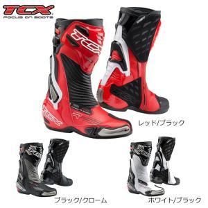 TCX/TCN004/R-S2 EVO  <バイク用 レーシングブーツ/フットウェア/ウエア