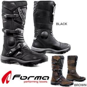 FORMA/フォーマ/ADVENTURE/アドベンチャー/オフロードブーツ|mamoru-k