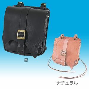 EASYRIDERS/イージーライダース/シングルサドルバッグ/B/本革製 【サドルバッグ】 <6809BK/6809N/スリム/レザー/イ|mamoru-k