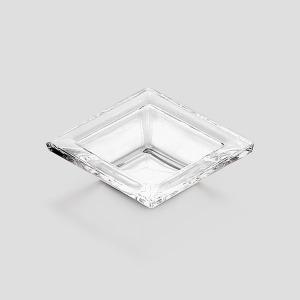木村硝子店  カック L (スキ)×6セット【灰皿】<灰皿 ガラス灰皿 おしゃれアシュトレイアッシュトレイガラス器|mamoru-k