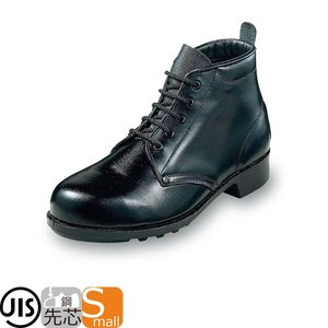 安全靴 ハイカット/エンゼル/Angel/中編靴/S212P/普通作業用安全靴<小さいサイズ/スモールサイズ/メンズ/男性用/ベーシック(黒|mamoru-k