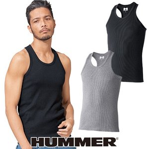 Tシャツ 半袖 HUMMER ハマー ノースリーブ 2枚組 9044-15 半袖Tシャツ|mamoru-k