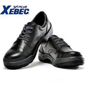 安全靴 短靴/ジーベック/85021 安全短靴/XEBEC<メンズサイズ/大きいサイズ/幅広/3E/JIS/先芯あり/軽量/クッション性/反|mamoru-k