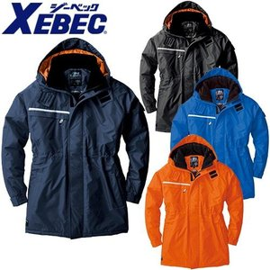 【送料無料】 ジーベック XEBEC 581 防水コート 防寒服 防寒着 【防寒コート】メンズ 男性用 作業服|mamoru-k