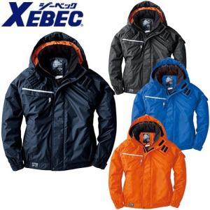 ジーベック XEBEC 582 防水ブルゾン 防寒服 防寒着 【防寒ジャンパー】メンズ 男性用|mamoru-k