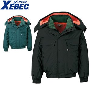ジーベック XEBEC 552 高透湿防水ライトブルゾン 防寒服 防寒着 【防寒ジャンパー】メンズ|mamoru-k