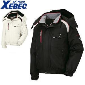 ジーベック XEBEC 192 ラグラン防寒ブルゾン 防寒服 防寒着 【防寒ジャンパー】メンズ 男性用|mamoru-k