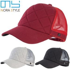 帽子 キャップ のらスタイル 日よけキルトメッシュキャップ NS-168 ワークキャップ レディース おしゃれ|mamoru-k