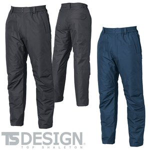 数量限定大幅値下げ 特価 藤和 TS Design 防水防寒ライトウォームパンツ 8122 防寒パンツ 防寒着 作業着 超軽量 防水