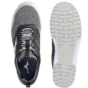 安全靴 ミズノ MIZUNO オールマイティ ES31L JSAA規格 作業靴 ニット素材安全靴 2019年 新作 新商品|mamoru-k|12