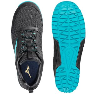 安全靴 ミズノ MIZUNO オールマイティ ES31L JSAA規格 作業靴 ニット素材安全靴 2019年 新作 新商品|mamoru-k|14
