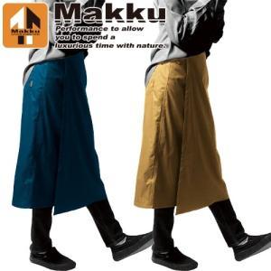 Makku マック レインラップスカート AS-970 mamoru-k