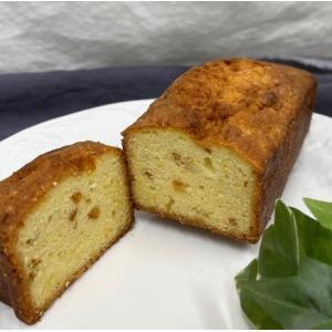 胚芽入りパウンドケーキ オレンジピール|man-pyo